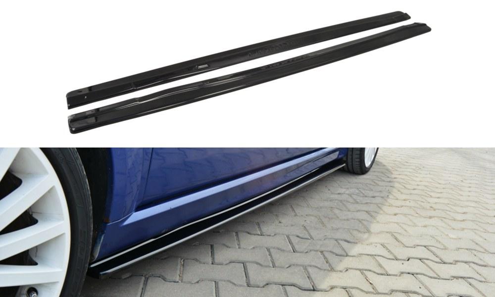 Dokładki Progów Ford Mondeo MK3 ST220 - GRUBYGARAGE - Sklep Tuningowy